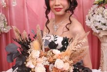 Wedding of Jonathan & Christiana by Lavish Flower