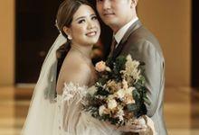 Wedding of Arthur & Lusiana by Lavish Flower