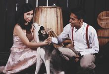 Prewedding of Ando & Yulia by Memoira Studio