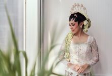 THE WEDDING OF BOULDER & SABRINA by Menara Mandiri (Ex. Plaza Bapindo) by IKK Wedding