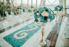 Chapel Decoration by Jc Florist Bali