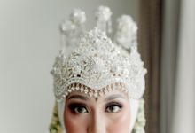 Wedding Akad Rahmah & Zarqoo by Art Deco Luxury Hotel Ciumbeleuit Bandung