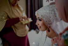 Wedding Syahnaz & Yogi by OtakMinim Photography & Videography