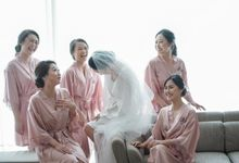 Andrian & Yenny Wedding Day by ANTHEIA PHOTOGRAPHY