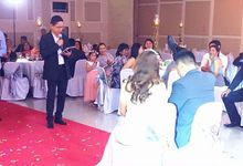 Wedding of Mr. Gian and Mrs. Glaiza Rivera by Good Vibes MC Bert
