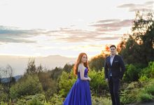 Prewedding of Kevin & Amelinda by Écru Pictures