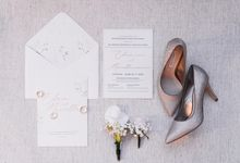 Wedding Day of Edwin & Maecella by Écru Pictures