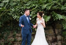 Wedding Day at Swissotel Merchant Court Singapore by oolphoto