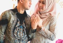 The Engagement of Syahril & Imas by BSMedia