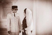 Chaz Naldi - Soekarno & Fatmawati by Duaritme
