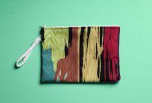 Oblong pouch by Sagu Hati