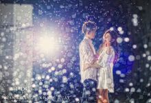Pre-wedding - Kiss the rain by I DO Bridal Collection