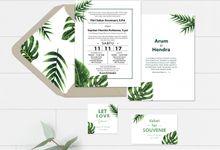 Arum Wedding by Pentone Craft and Paper