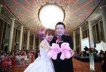 Wedding Day Of Freddy & Olivia by Edelweis Organizer