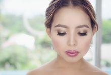 Bride | Tiffany Marie Alejandrino by Davey Marquez Makeup Artist