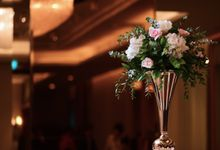 Your Wedding Story ft Behind the Scenes by Hotel Jen Tanglin, Singapore