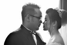 Hendra & Ellen Wedding Day by VOI&VOX Photography