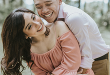 Prewedding Tika & Samuel by BTWTPHOTOGRAPHY