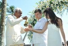 Honeymoon with a Buddist Blessing by Reef Villa and Spa