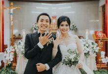 THE WEDDING OF BUDI & PATRICIA by The Wedding Boutique