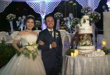 Wedding Day of Budi & Vanessia by D'banquet Pantai Mutiara
