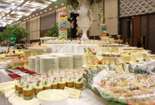 F&B Services by Indonesia Convention Exhibition (ICE)