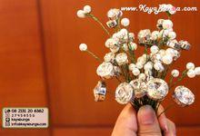 Wedding Flowers by Kaya Bunga