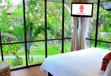 Honeymoon Room Segara Village Hotel by Byrdhouse Beach Club