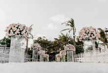 Harshee - Wedding Ceremony by Butterfly Event Styling