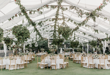 Steven & Grita by Butterfly Event Styling