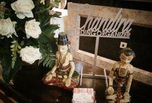 AYU ARDHEN by Chandira Wedding Organizer