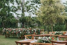 THE WEDDING OF ANIS by THE HIVE BUMI PANCASONA