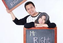 Prewedding Hidatul And Krisna by Widecat Photo Studio