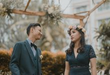 The Wedding of Bianca and Naveda by grooms.id