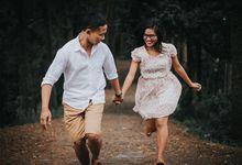 Abri & Citra Prewedding Session by Satrya Photography