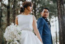 WEDDING    Edu & Veron at Chapel on the Hill by Honeycomb PhotoCinema