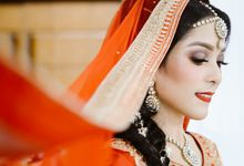 Pakistan Wedding at Royal Kuningan Hotel Jakarta by Warna Project