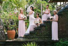 ERIN & BRENTON by Bali Wedding Production