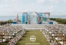 Rustic Exclusive Wedding Ceremony & Dinner Decoration by Bali Wedding Service