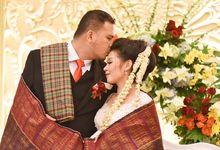 Christo & Katrina Bataknese Tradition by Impressions Wedding Organizer