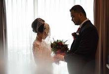 Christo & Katrina Morning Preparation by Impressions Wedding Organizer