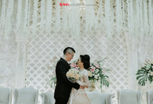 The Wedding of Yusrina & Alex by By Ants Photography & Wedding Planner