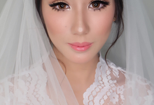 Wedding and Bridesmaid Makeup Look by by.banabangs