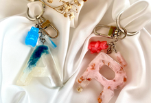 Metalic Keychain by Infinite Souvenirs & Gifts