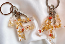 Flowers Keychain by Infinite Souvenirs & Gifts