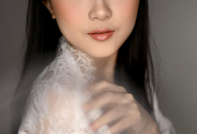 Air Brush Wedding Make Up for Shan by by Katarina Novita MUA