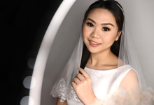 Wedding Make Up for Gab by by Katarina Novita MUA