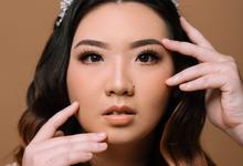 Wedding Make Up & Hair Do for Bel by by Katarina Novita MUA