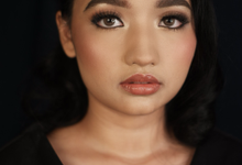 soft smokey look by by_nadiaachmad