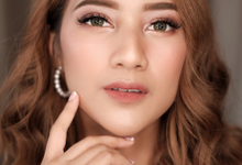 Photoshoot Makeup for Fita Anggriani by By Stefany Layata